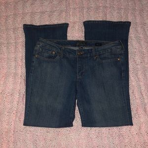 Seven7 Flare Jeans Size:31